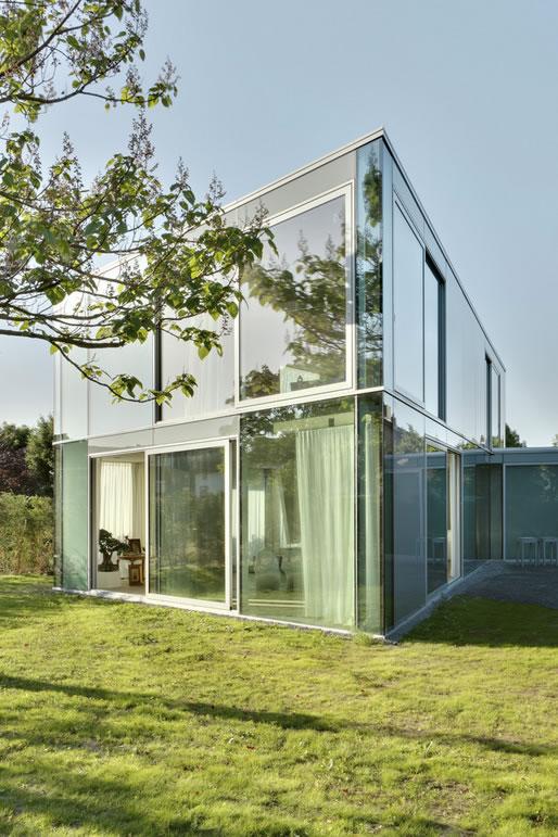 La inusual casa H 3