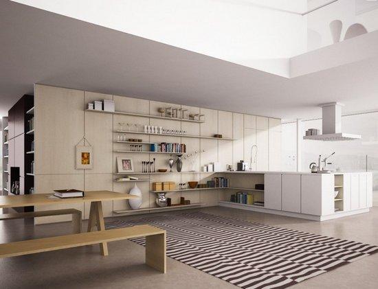 Cocinas de diseño 1