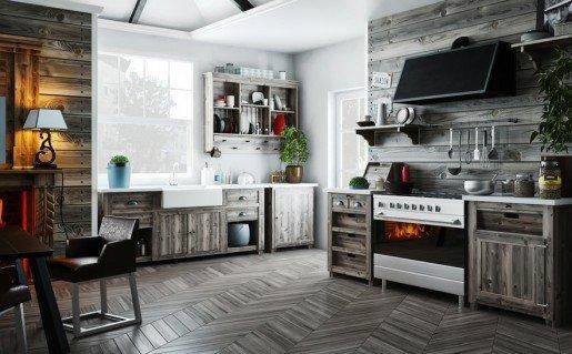 Cocinas de diseño 4