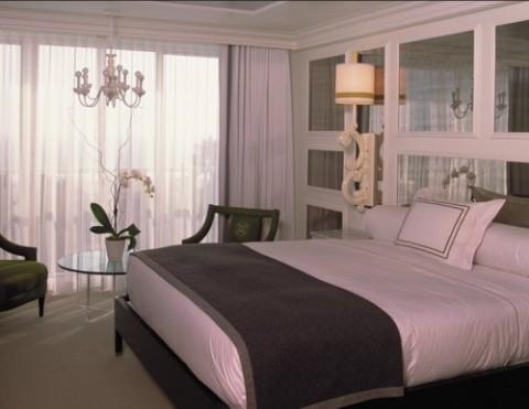Espejos para el cabecero de la cama 11