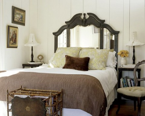 Espejos para el cabecero de la cama 6