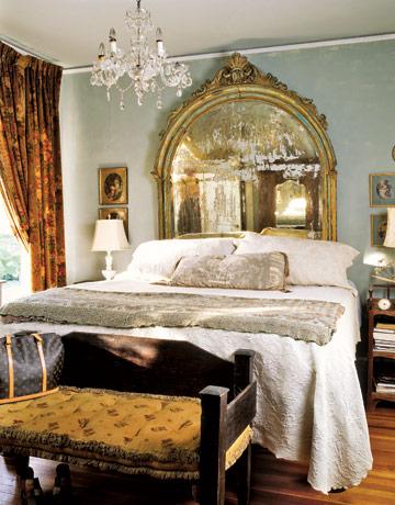 Espejos para el cabecero de la cama 8