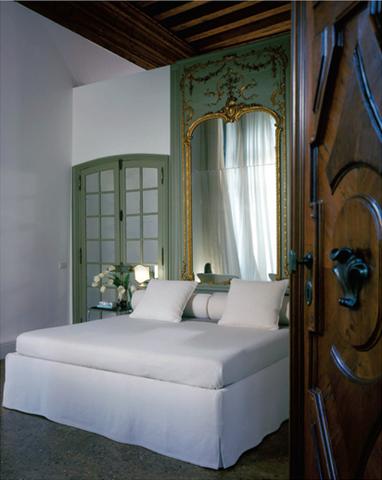 Espejos para el cabecero de la cama 9
