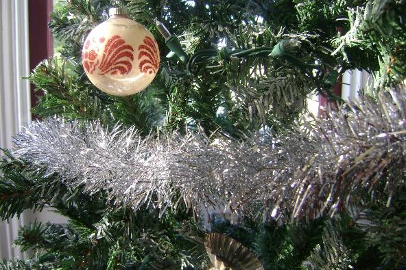 Decoración retro navideña 1
