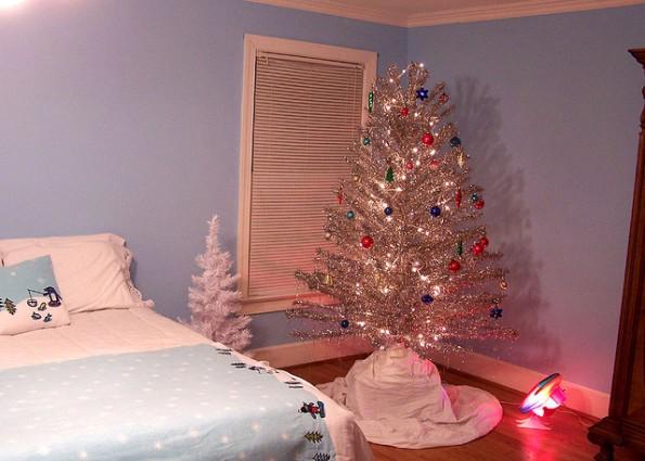 Decoración retro navideña 8