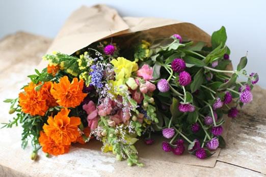 Decorar con flores naturales 2