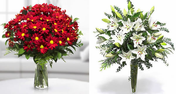 Decorar con flores naturales 5