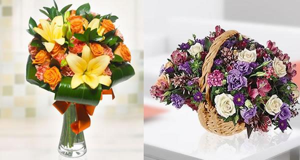 Decorar con flores naturales 7