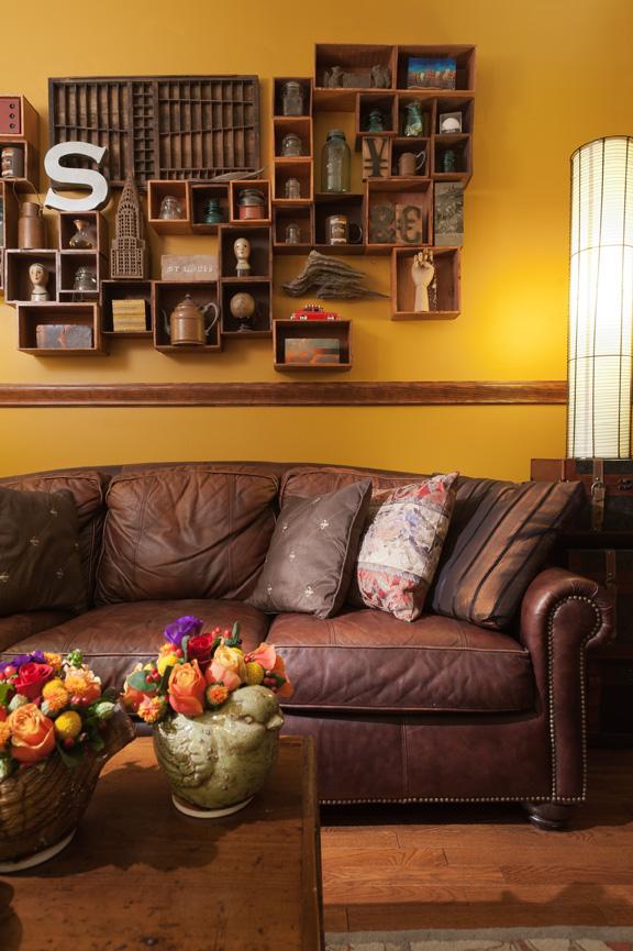 decoracion interiores departamentos rusticos:Decorar en estilo rústico Artículo Publicado el 09.11.2012 por Javi