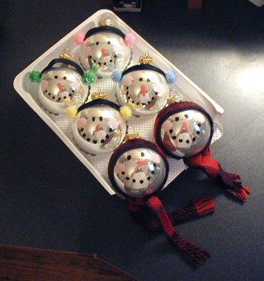Muñecos navideños 11