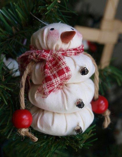 Muñecos navideños 9