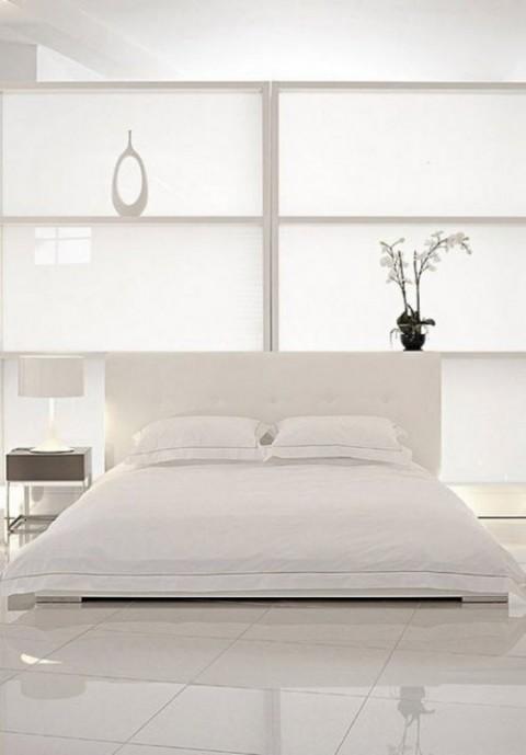Dormitorios en blanco - Habitaciones en blanco ...