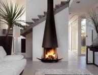 imagen El fuego como elemento decorativo