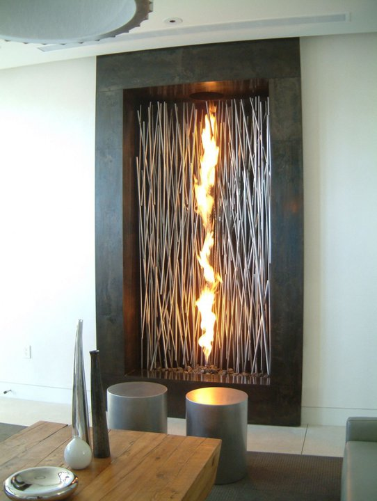 Decorar con fuego 8