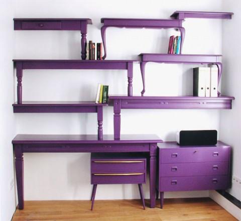 Muebles reciclados 1