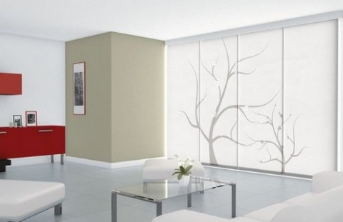 Paneles japoneses para tu hogar - Estores y paneles japoneses ...