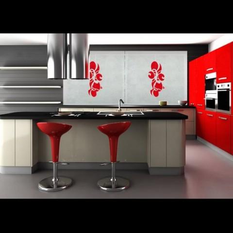 Paneles japoneses para tu hogar for Paneles acrilicos para frentes de cocina