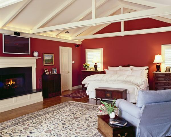 Dos colores para las habitaciones 5