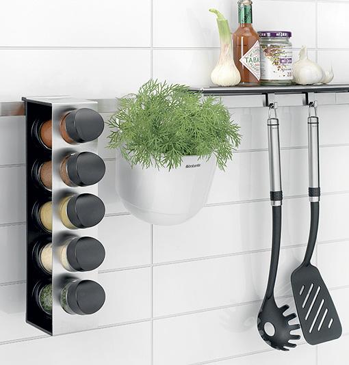 Ideas para colocar especieros en la cocina for Practicas de cocina