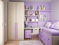 imagen Inspiración de interiores en color violeta