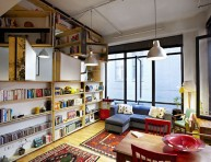 imagen Una librería giratoria
