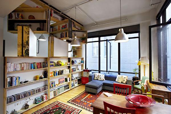 Librería giratoria 3