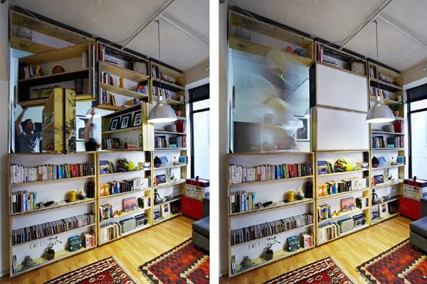 Librería giratoria 4