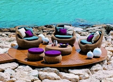 Muebles de mimbre para tu hogar1