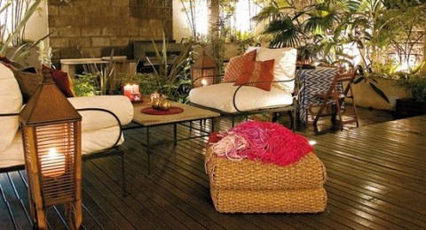 Muebles de mimbre para tu hogar