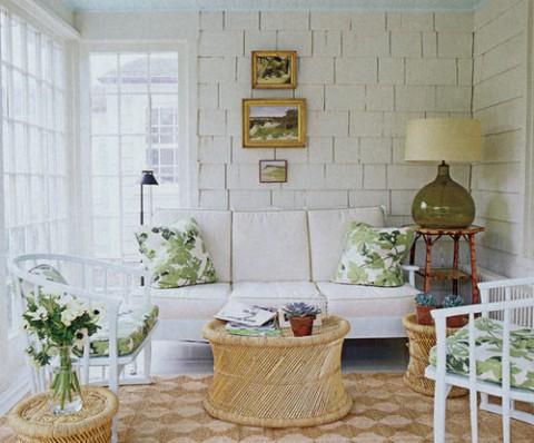 Muebles de mimbre para tu hogar6