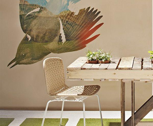 Muebles con madera de palé 1