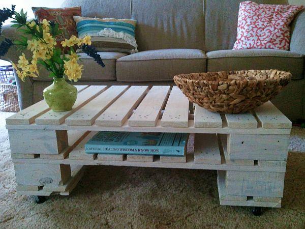 Muebles con madera de palé 3