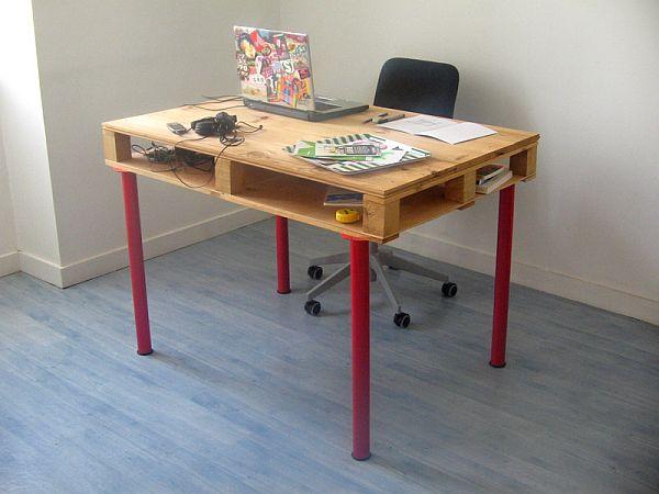 Muebles con madera de palé 5