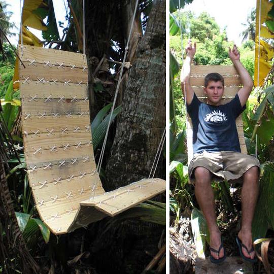 Muebles con madera de palé 8