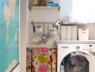 imagen Nueve propuestas para decorar el lavadero