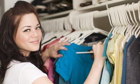 Ordena la ropa sin armarios 2