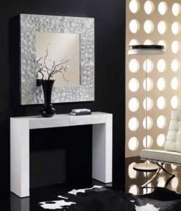 Recibidores de estilo moderno - Muebles hall modernos ...