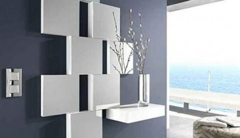 Recibidores de estilo moderno - Como decorar un recibidor moderno ...