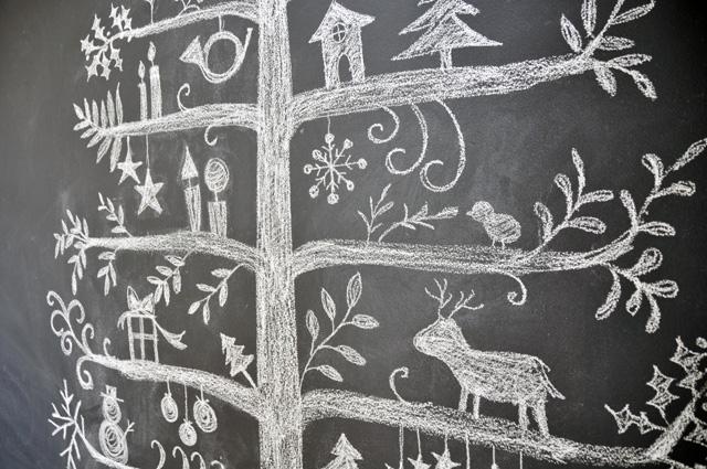 Ideas De Dibujos De Navidad.Ideas Para Un Dibujo De Navidad Niza Regalos De Navidad 2019