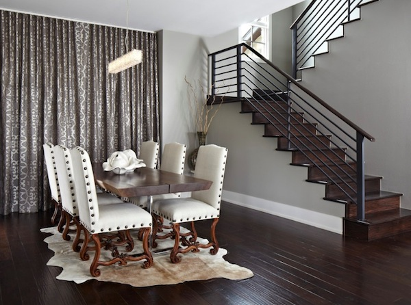 Un tono de gris para cada habitaci n for Gris verdoso pared