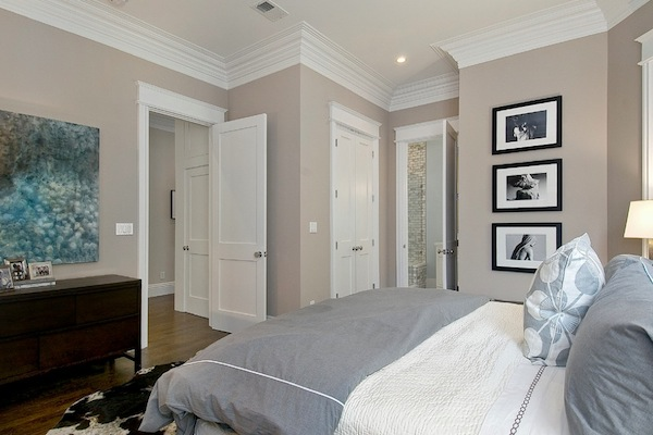 un tono de gris para cada habitaci n