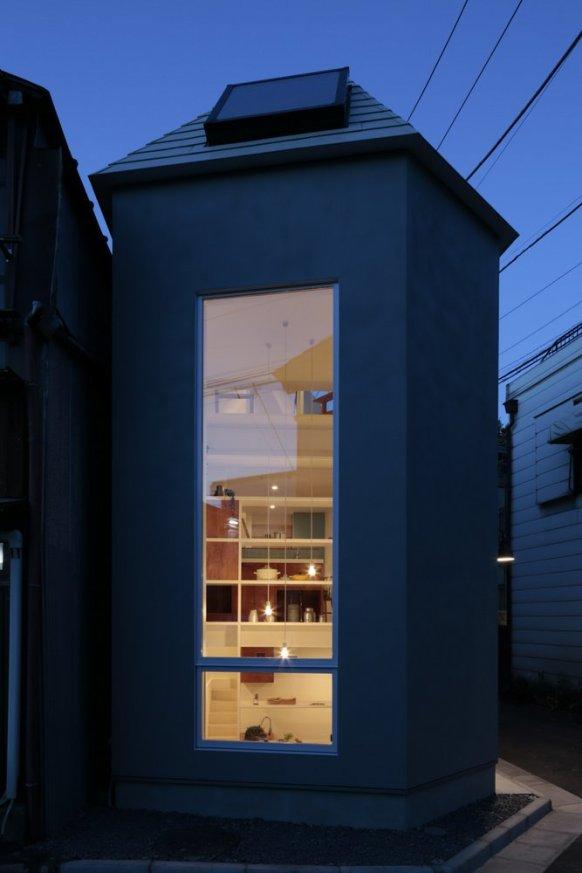 Casa y tienda de diseño 10