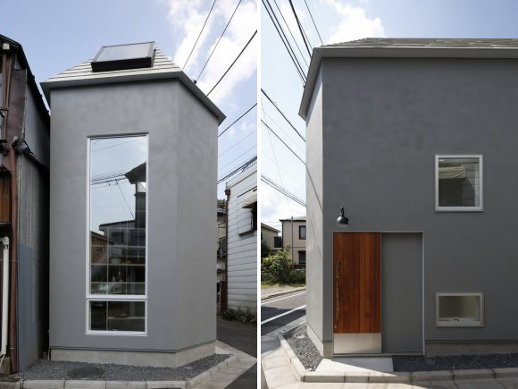 Casa y tienda de diseño 2
