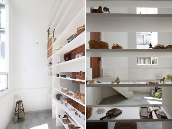 Casa y tienda de diseño 5