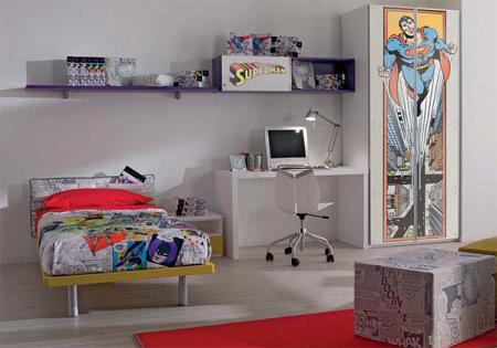 Decorar con cómics 2
