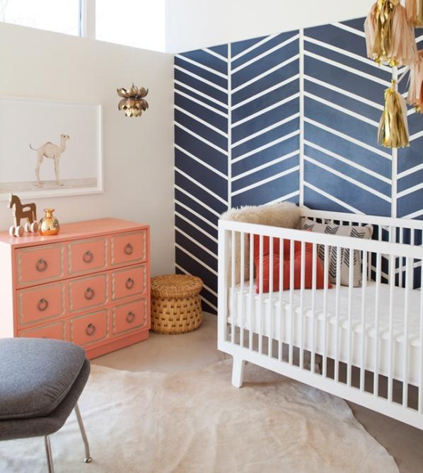 Habitacion infantil moderna 1