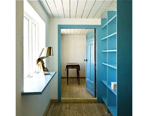 Alegres y coloridas puertas de interior - Porte interne colorate ...