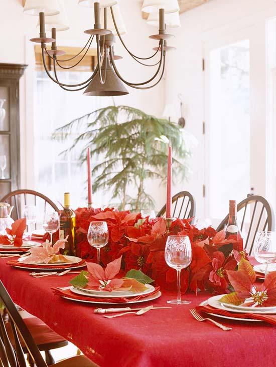 Arreglos florales navideños 2