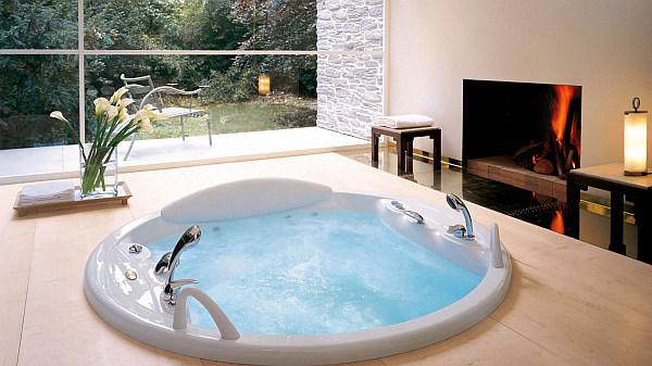 Zonas de spa en el hogar 1