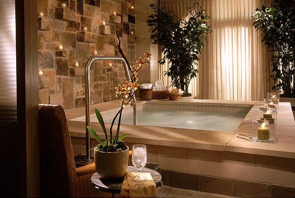 Zonas de spa en el hogar 2